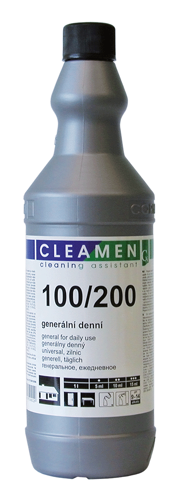 CLEAMEN 100/200 všestranný, každodenní 1 L