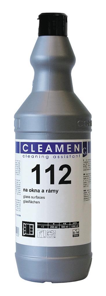 CLEAMEN 112 na okna a rámy 1 L