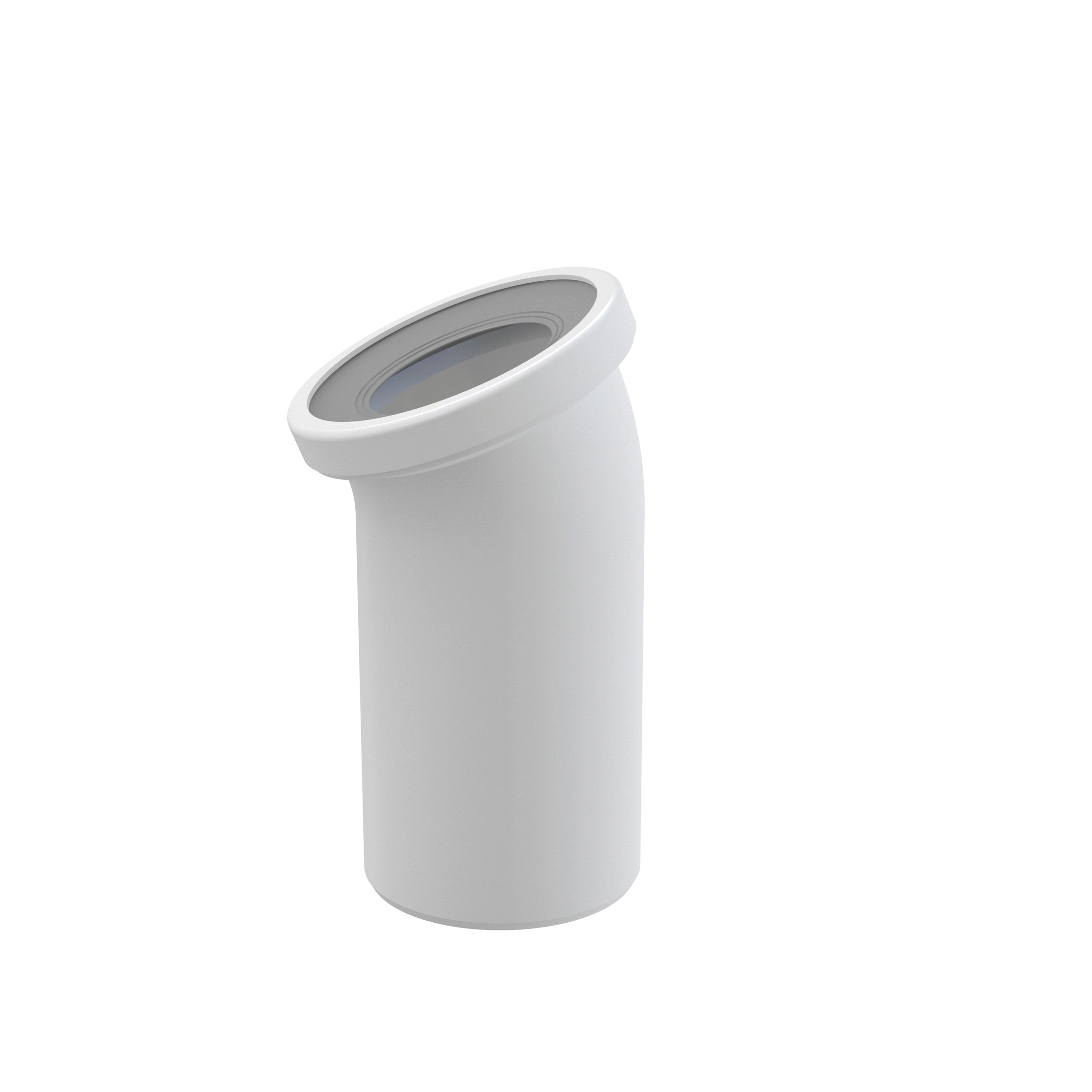 Dopojení k WC – koleno 22°